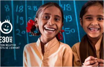 Un film pour parler des droits de l'enfant en classe