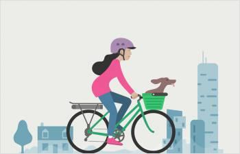 Des itinéraires cyclables bientôt balisés dans l'agglomération Lausanne-Morges