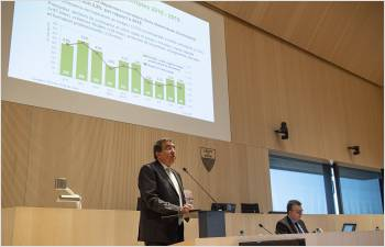 Comptes 2019 positifs, mesuresface au COVID-19