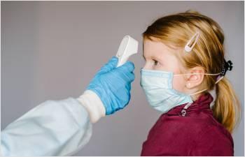 Covid-19: Un centre de test pédiatrique sur le site de l'Hôpital de l'enfance