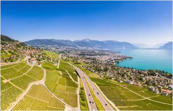 Entre Lausanne et Vevey, le rail s'impose comme alternative pour désengorger l'autoroute