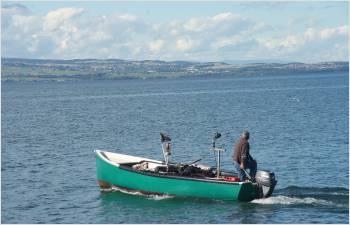 La pêche dans le Léman en 2019