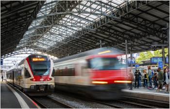 Feu vert pour les travaux de transformation de la gare de Lausanne