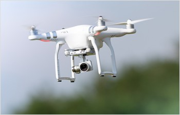 Interdiction de vol de drones sur les sites de compétitions et le Village Olympique