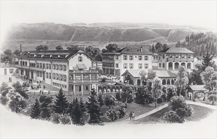 Histoire de l'eau dans le canton de Vaud