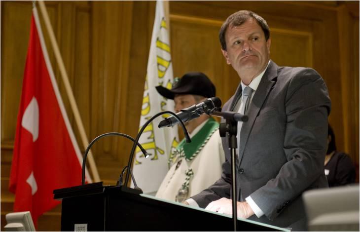 Le chancelier d'état Vincent Grandjean prendra sa retraite à l'automne 2021